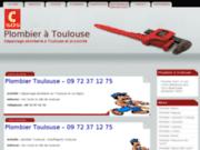 Plombier Toulouse - Dépannage plomberie sur Toulouse