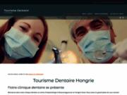 screenshot http://tourisme-dentaire-hongrie.com tourisme dentaire hongrie