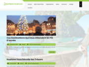 screenshot http://www.tourisme-revel.com/ office de tourisme de revel, haute-garonne 31