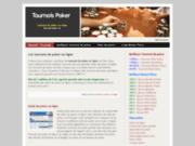 Poker en ligne tournoi