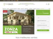 Touschalets : vente d'abris de jardin