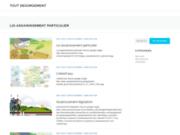 screenshot http://www.toutdegorgement.fr/debouchage-situe-montmorency.html débouchage Montmorency