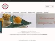 screenshot https://www.toutenbocaux.fr livraison repas gastronomique à domicile