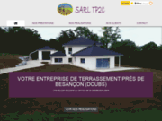 TP2C Courtot, entreprise spécialisée en terrassement