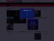 screenshot http://www.trackmusik.fr Trackmusik