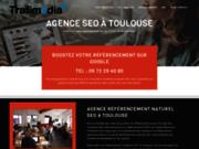Trafimédia, agence de référencement