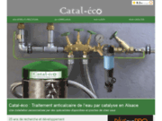 Catal-Eco - Watercat - Traitement anti-calcaire de l'eau
