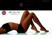 screenshot http://www.traitement-laser-medical.com epilation laser définitive pour hommes à rouen 76