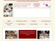 screenshot http://www.traiteur62.com traiteur 62 buffets cocktail restauration domicile