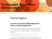 Déménagement à Vendôme (Loir-et-Cher 41) - Transport Bourdon