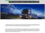 screenshot http://www.transport-fangier.fr transport fangier