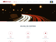 screenshot https://transports-jolival.com réception de marchandises