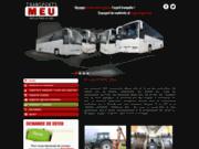 screenshot http://www.transports-meu-33.fr transports de voyageurs bruges aquitaine