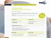 screenshot http://www.transxpro.com/?lan=FR transxpro - traduction et localisation