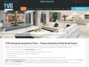 TVB - Entreprise de peinture Paris