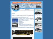 screenshot http://www.traveller21.hu location autocar - voyage en hongrie et europe