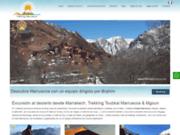 screenshot http://www.trekkingmarruecos.com/ trekking toubkal  ascension toubkal