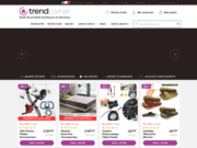 screenshot http://www.trend-corner.com trend corner