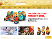 screenshot http://tresorsderussie.com trésors de russie
