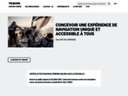 Tribord, la marque des sports d'eau