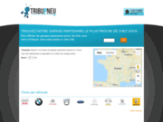 screenshot http://www.tribupneu.com Commande pneus en toute simplicité
