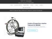 Camera endoscopique industrielle - TUBICAM
