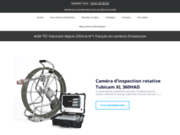 Caméras d'inspection industriels
