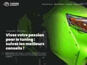 screenshot http://www.tuning-addict.fr calandre sans sigle
