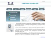 screenshot http://www.tunisienouvellestechnologies.com/ tunisie nouvelles technologies