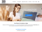 Tuto Photo, Formation Photoshop CC et Lightroom