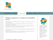 screenshot http://tutopalette.com construction palette