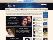 screenshot http://www.tutti-magazine.fr magazine musique classique