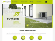 screenshot http://www.tuvache.fr energies renouvelables tuvache