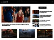 screenshot http://www.tuxboard.com tuxboard blog divertissement