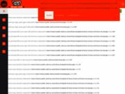 screenshot http://www.twins-tacos.com tacos au Maroc