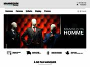 TWS mannequins de vitrine