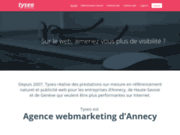 Tyseo : agence web d'Annecy
