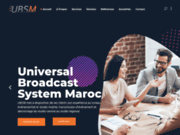 screenshot https://www.ubsm.ma Internet par satellite