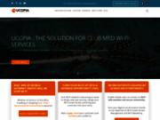 screenshot http://www.ucopia.com solutions technologiques complètes
