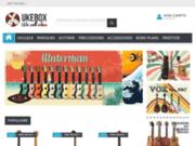 Ukebox -  vente en ligne de ukulélé