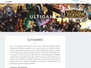 Ultigames