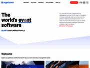 screenshot http://ungerboeck.com/fr/home.aspx logiciel de gestion d'évènement ungerboeck