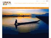 screenshot http://unika-voyages.com des séjours sur mesure à partir de vos demandes et vos préférences.