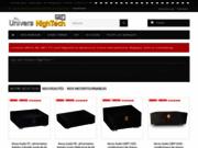 screenshot http://www.univers-hightech.com/ univers hightech : projecteur home cinema