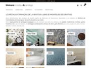Vente en ligne de mosaïques et carrelages