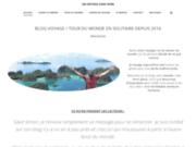 Carnet de voyage d'un tour du monde