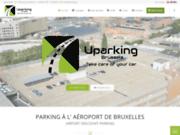 Parking proche de laéroport de Bruxelles
