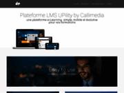 Portail e-learning avec plateforme LMS
