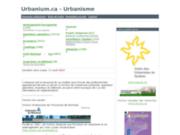 screenshot http://www.urbanium.ca urbanisme urbanium