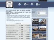 screenshot http://www.urbati.com urbati - agence immobilière